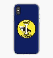 Iron League iPhone Case