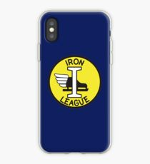 Iron League iPhone Case