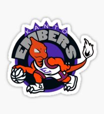 Kanto Embers Sticker