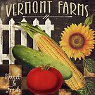 Vermont Farms Fresh Veggies by mindydidit