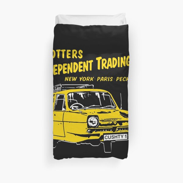 Trotters Independent Trading Co. Duvet Cover
