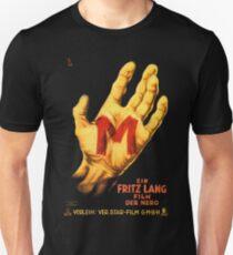 M – Eine Stadt sucht einen Mörder Unisex T-Shirt
