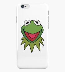 Kermit the Frog Cute Green iPhone 6 Case