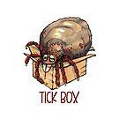 Tick box by John Chilton