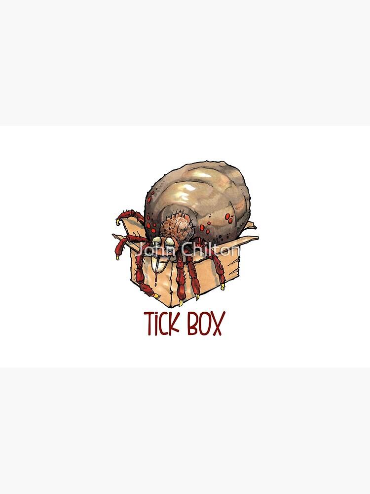 Tick box by DrawnToTheSea