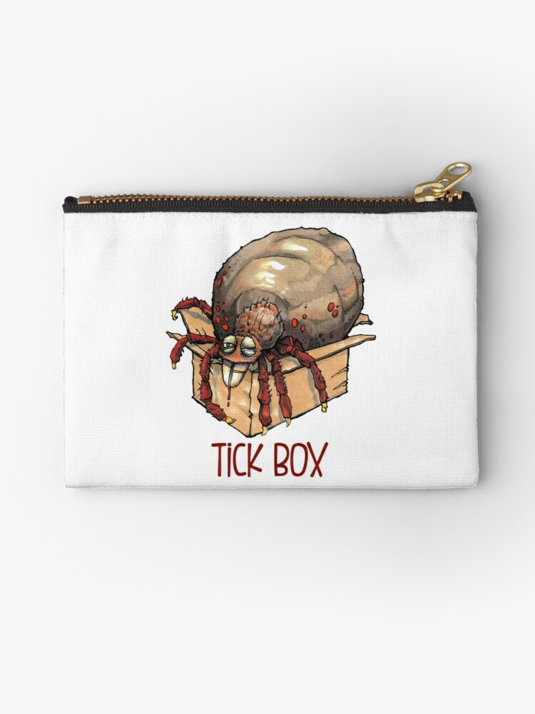 Tick box by John Chilton