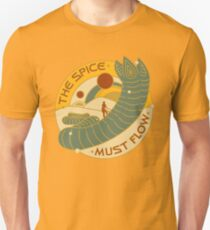 The Spice Must Flow Slim Fit T-Shirt