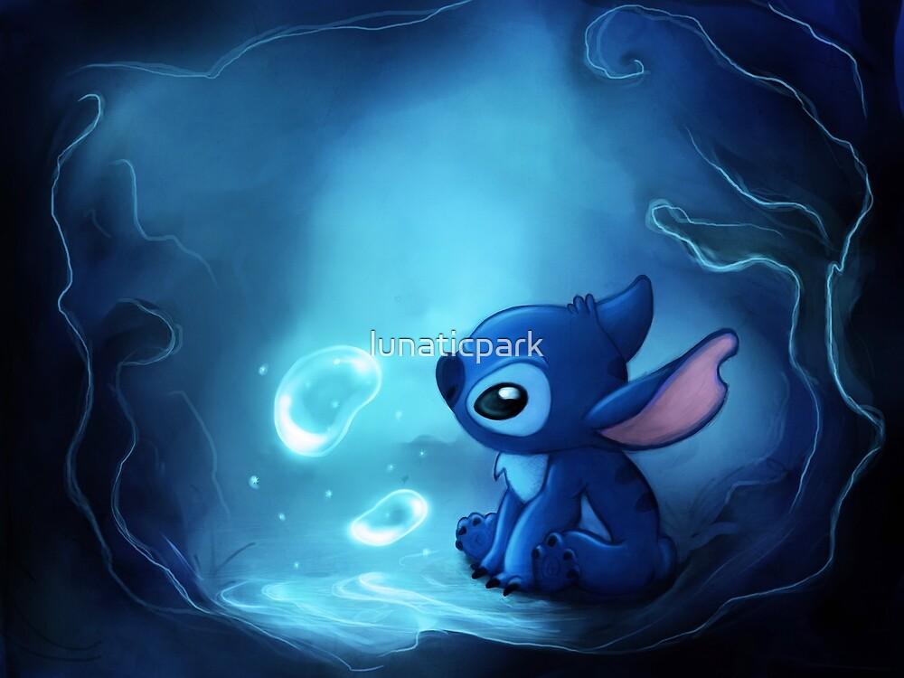 Stitch by lunaticpark