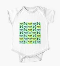 Green butterfly fantasy Kids Clothes