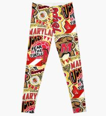 Leggings der Universität von Maryland Leggings