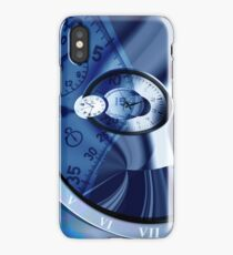 TIME TRAVEL! iPhone Case