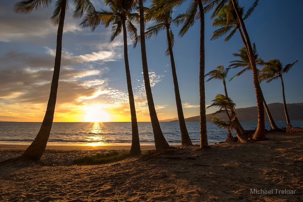 Finding Aloha - Maui by Michael Treloar