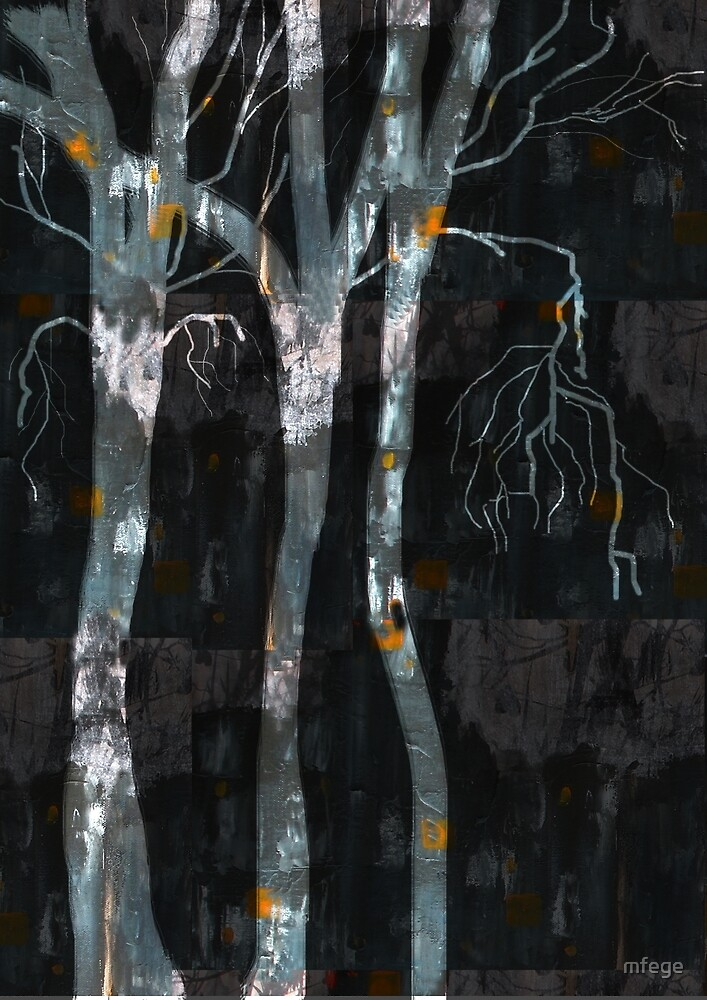 Trees by mfege