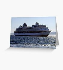 Celebrity Infinity Greeting Card