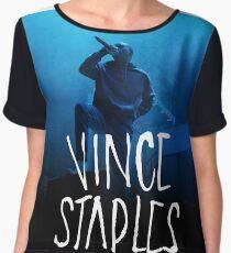 Vince Staples Chiffon Top