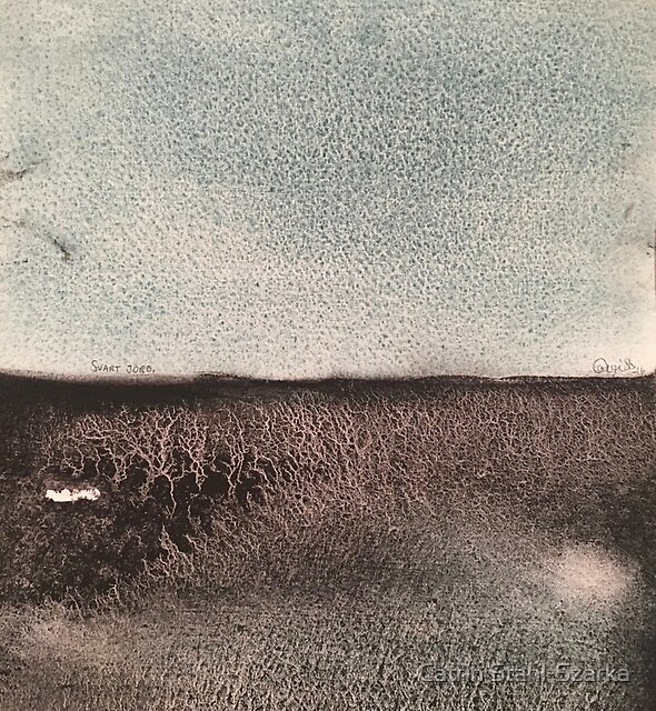 Black earth by Catrin Stahl-Szarka