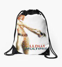 LeeLoo DaLLaS Multipass - Fan Art Drawstring Bag