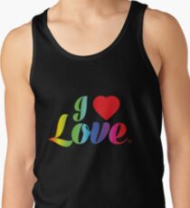 LGBT For A Cause Men's Tank Top