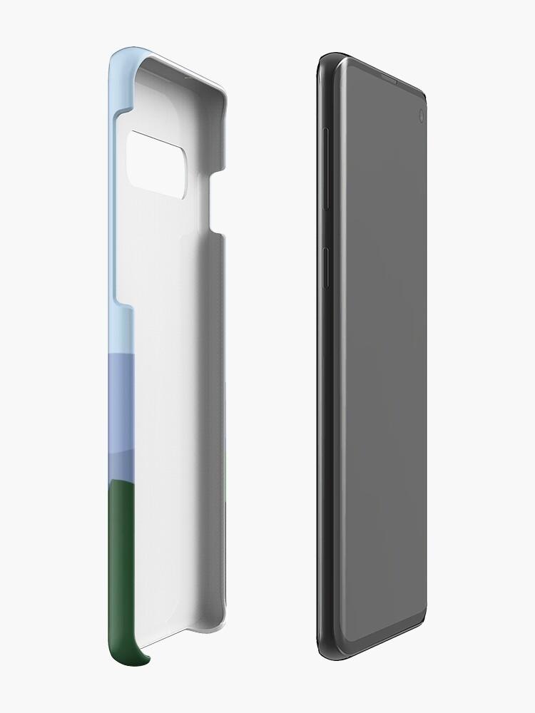 Vista alternativa de Funda y vinilo para Samsung Galaxy Quiero creer