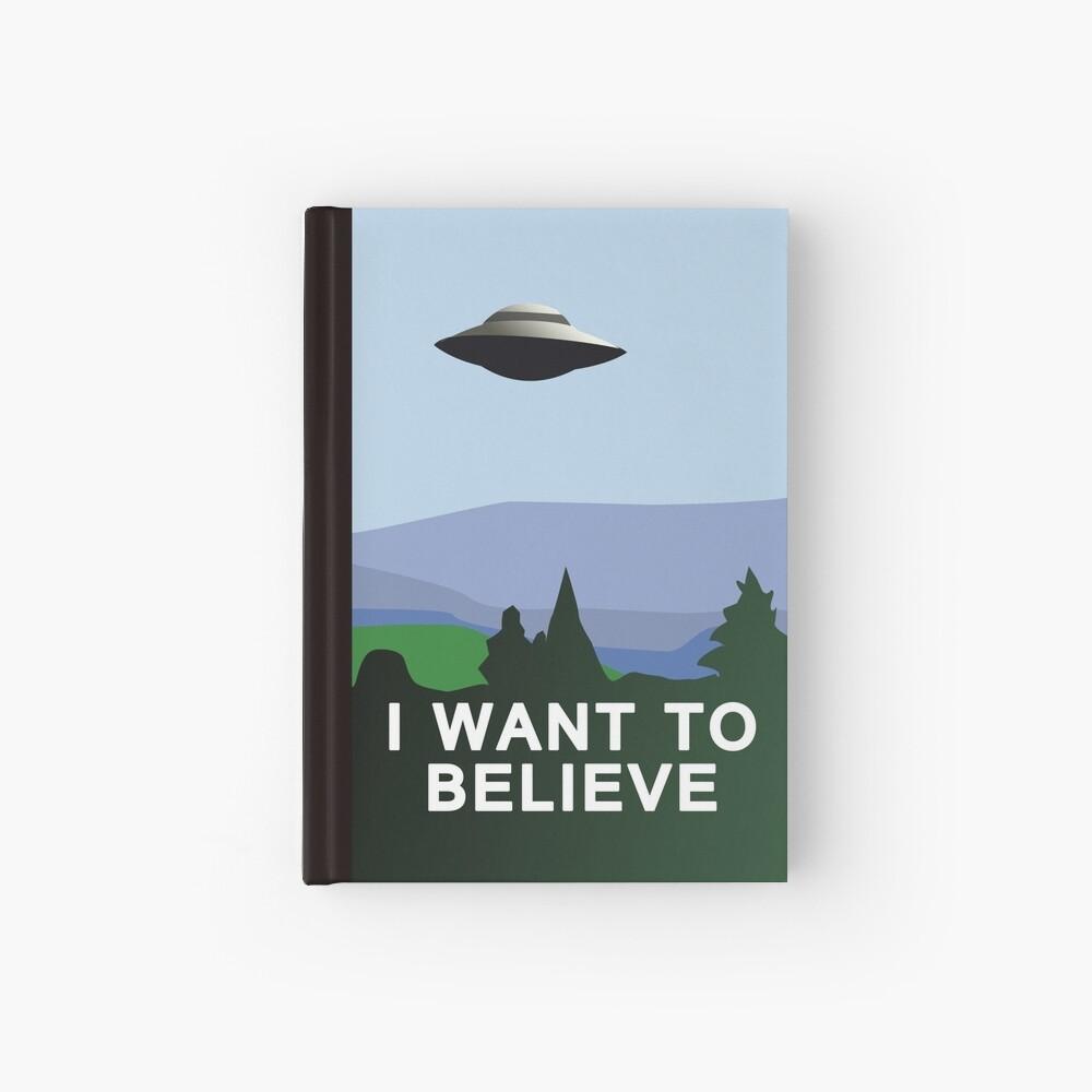 Quiero creer Cuaderno de tapa dura