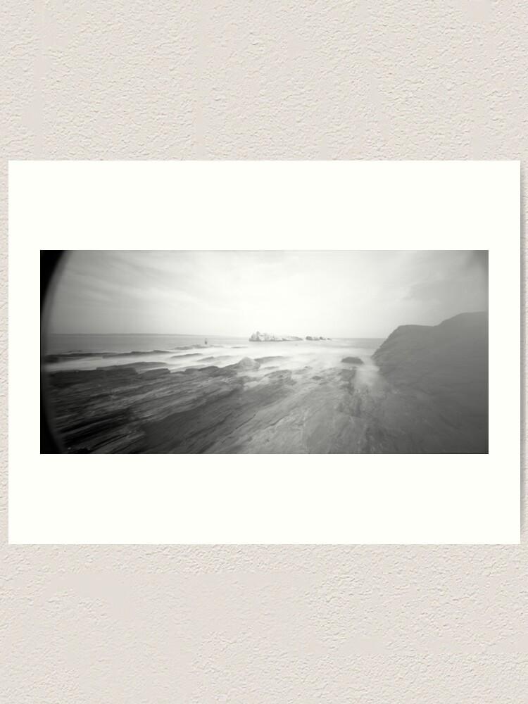 Alternate view of Shoreline Dream Art Print
