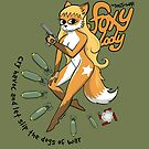 The Dogs of War: Foxy Lady by Chris Jackson