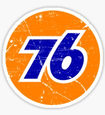 76 Essence Sticker