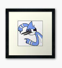 Mordecai 1 Framed Print