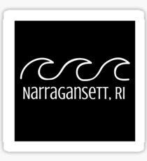 Narragansett, RI Sticker