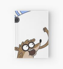 Mordecai and Rigby Hardcover Journal