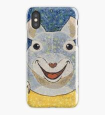 THE RAT THAT ATE THE CHEESE iPhone Case/Skin