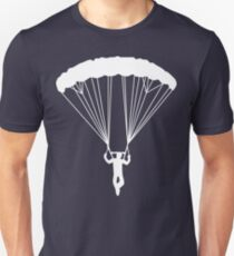skydive silhouette T-Shirt