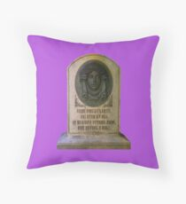 The Haunted Mansion - Madame Leota Throw Pillow