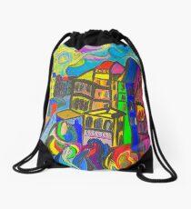 The Wave Drawstring Bag