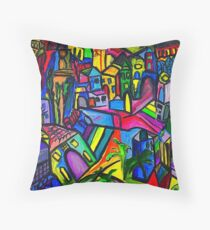 Dreamscapes Throw Pillow