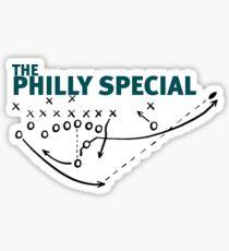 Philly Spezial Sticker