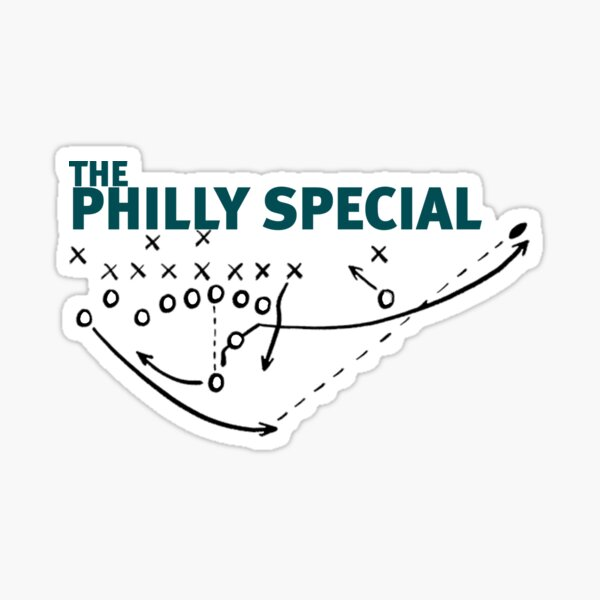 Philly Special Sticker