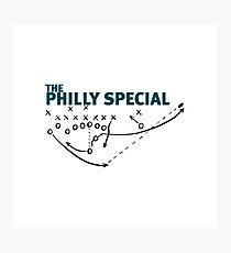 Philly Spezial Fotodruck