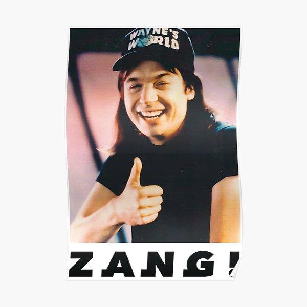 ZANG! Poster