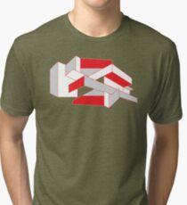 Frank Lloyd Tri-blend T-Shirt
