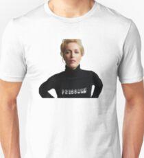Gillian Anderson - Pressure Unisex T-Shirt