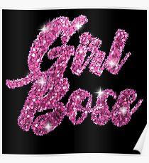 Mädchen Boss Poster