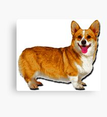 Corgi is the Best and Cutest Dog Canvas Print