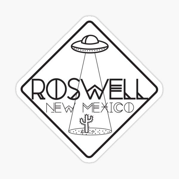 Roswell Sticker