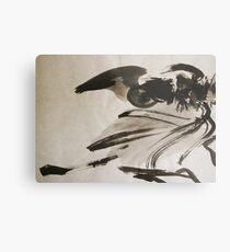 Ming's Dragon Metal Print