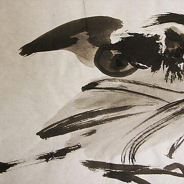 Ming's Dragon by kenzo