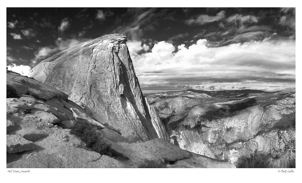 Half Dome, Yosemite by BLTV