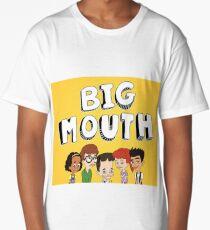 Big Mouth Long T-Shirt