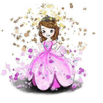 Princess Nora by paintingsofi