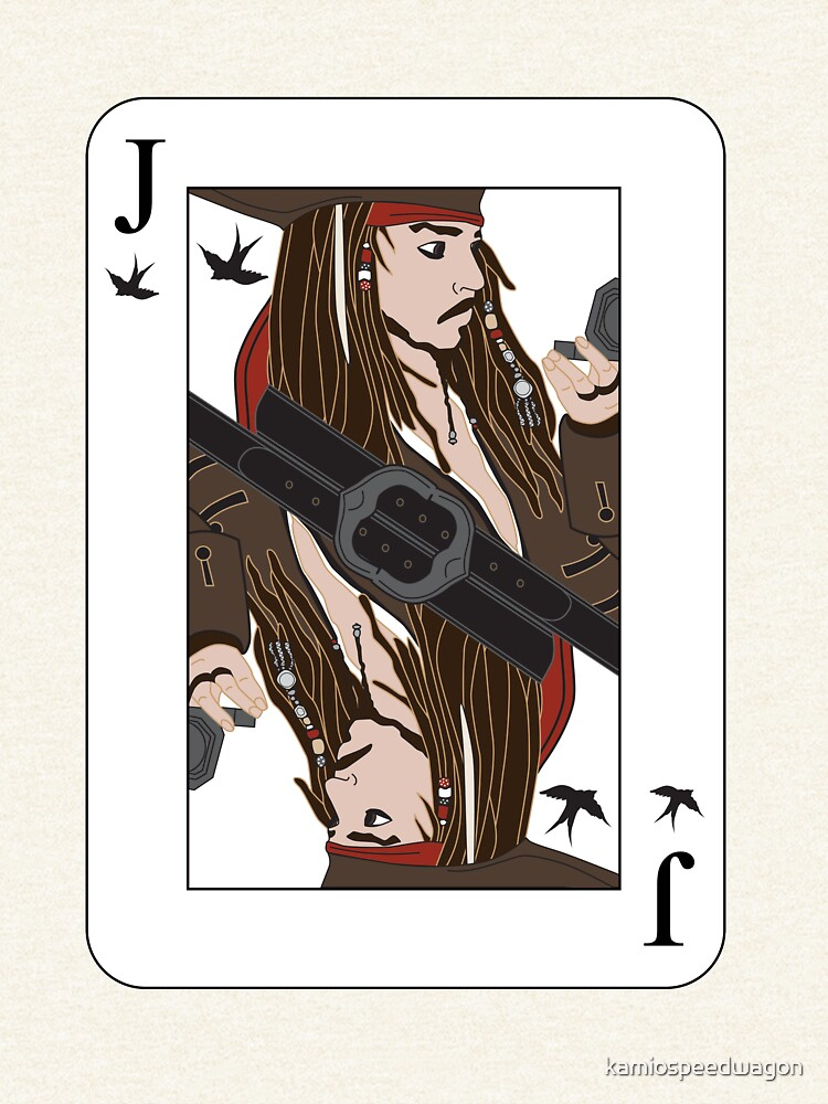the Jack of Sparrow by kamiospeedwagon